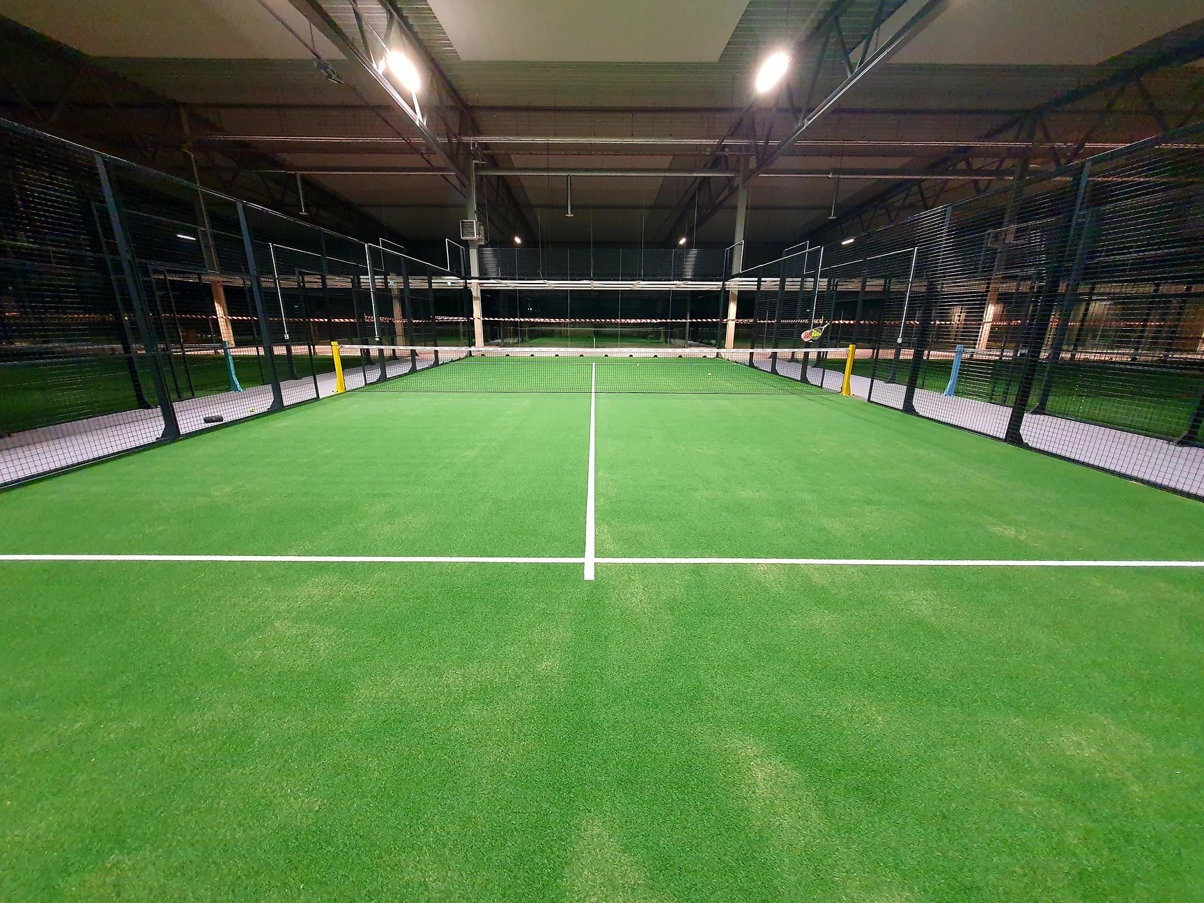 birsta padelcenter padelhall padel padelbanor unisport