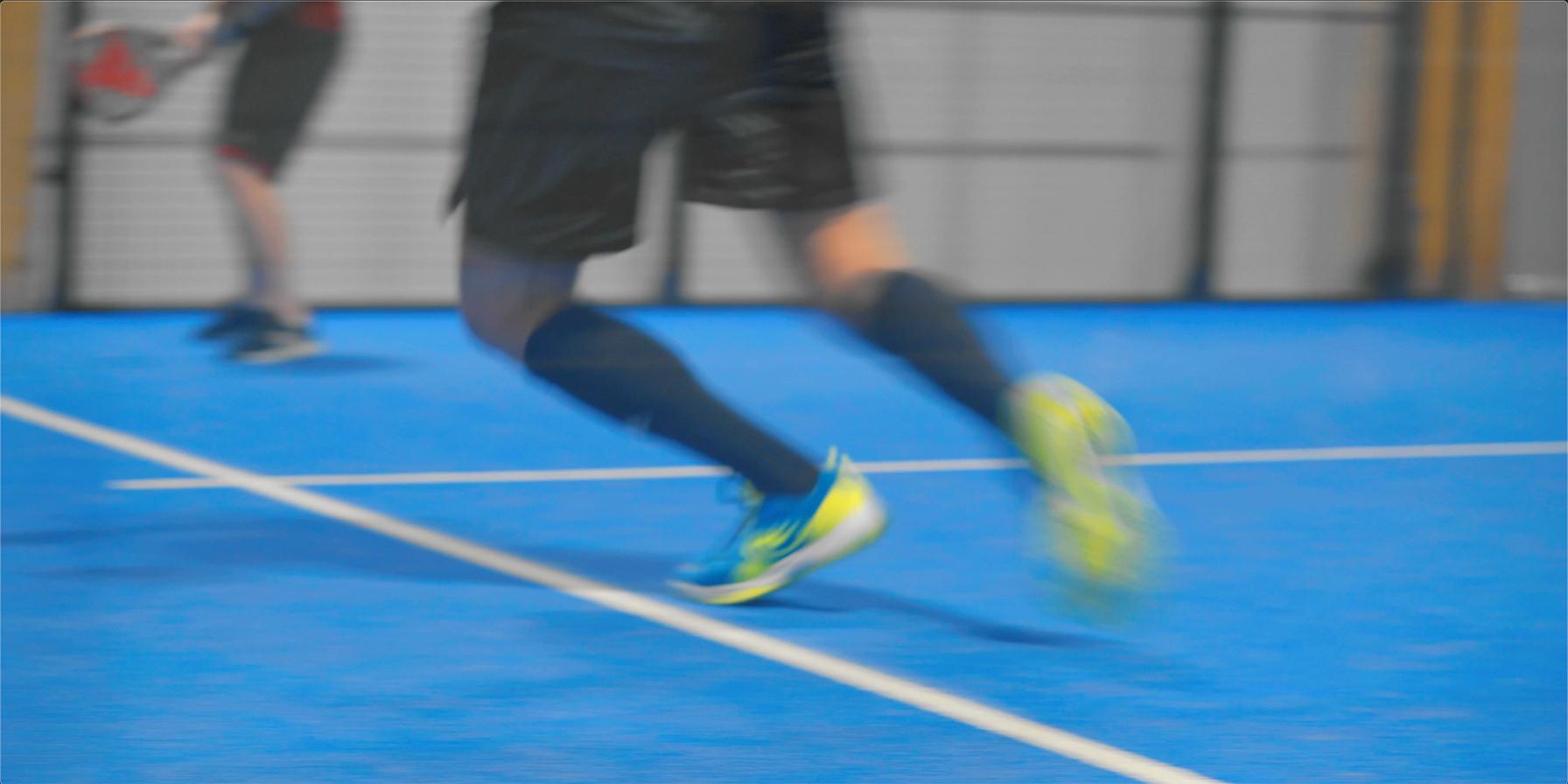 skellefteå padel padelbanor unisport