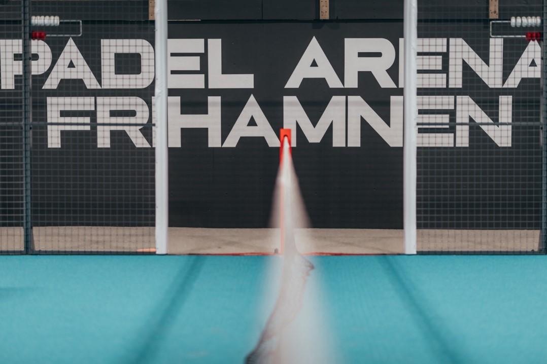adidas & unisport padel arena frihamnen