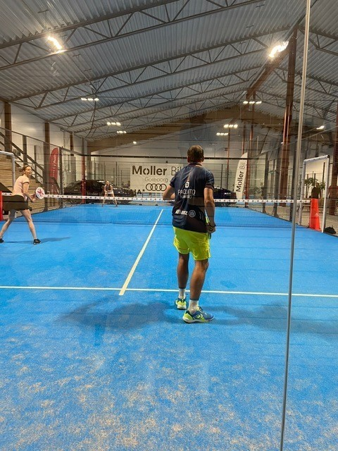 adidas padelbana padel unisport padel arena frihamnen