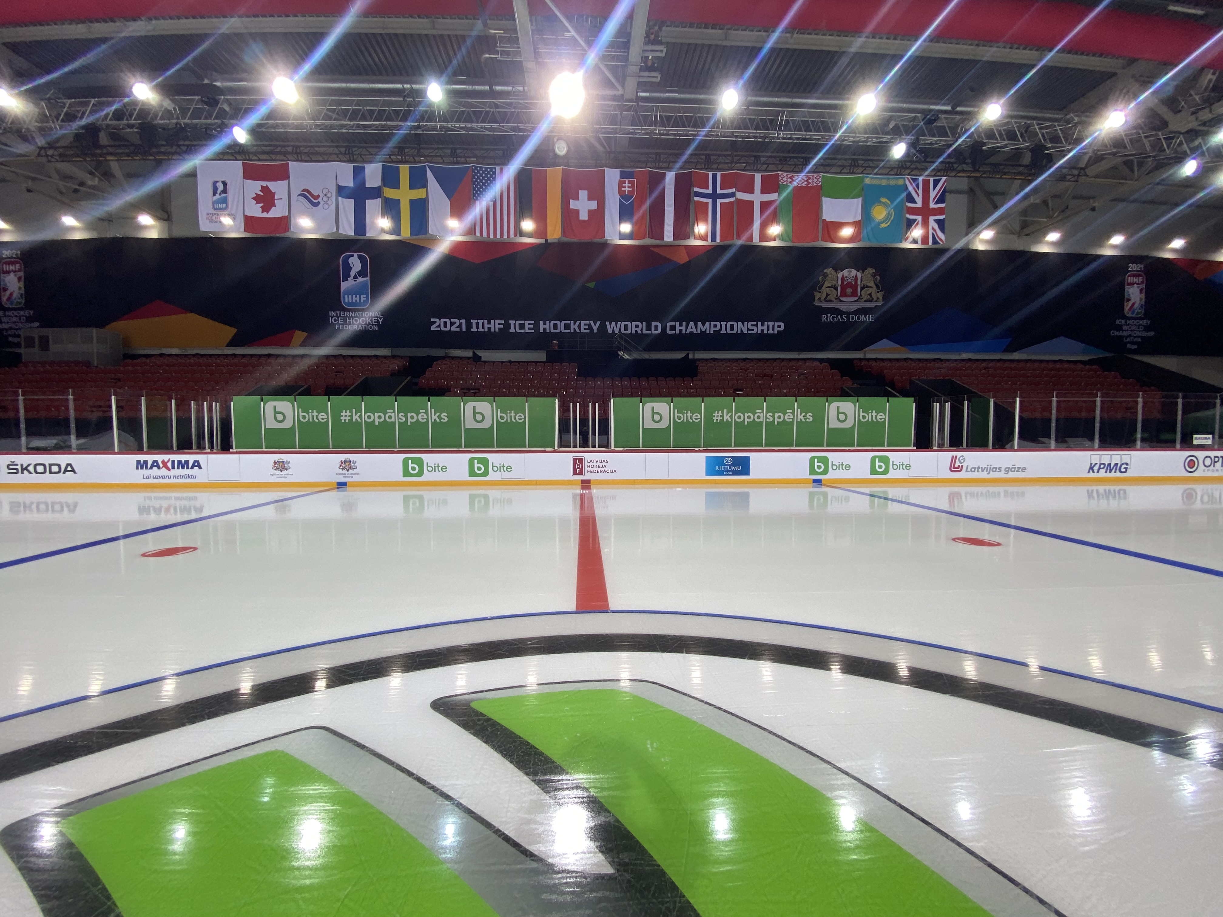 Elektrum olympic center - unisport
