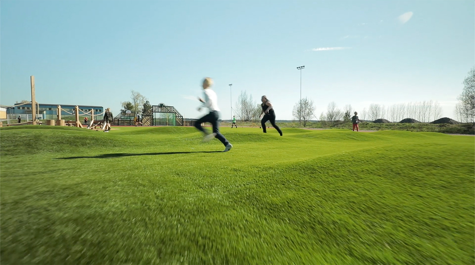 unisport aktivitetspark valla