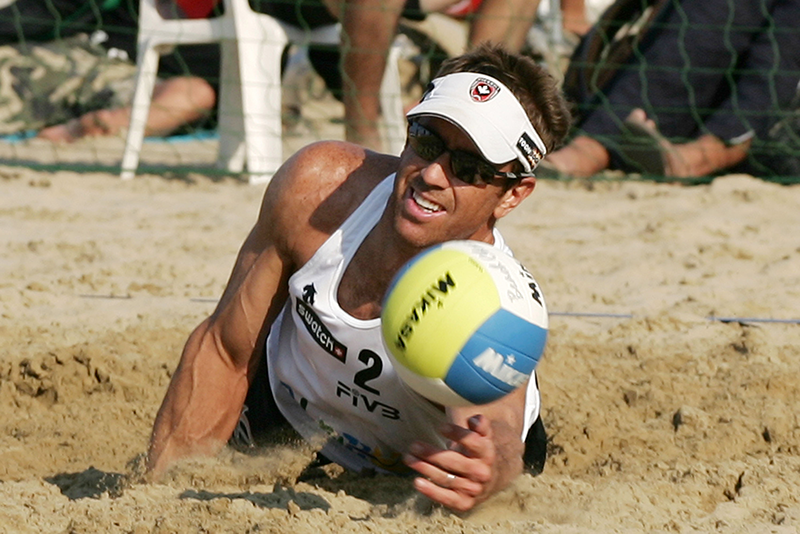 Beach Volleyball Equipment by Unisport