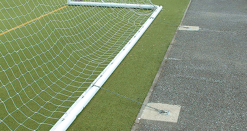 Flip Up Goal Anchor by Unisport