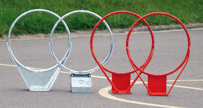 Outdoor Basketball Rings