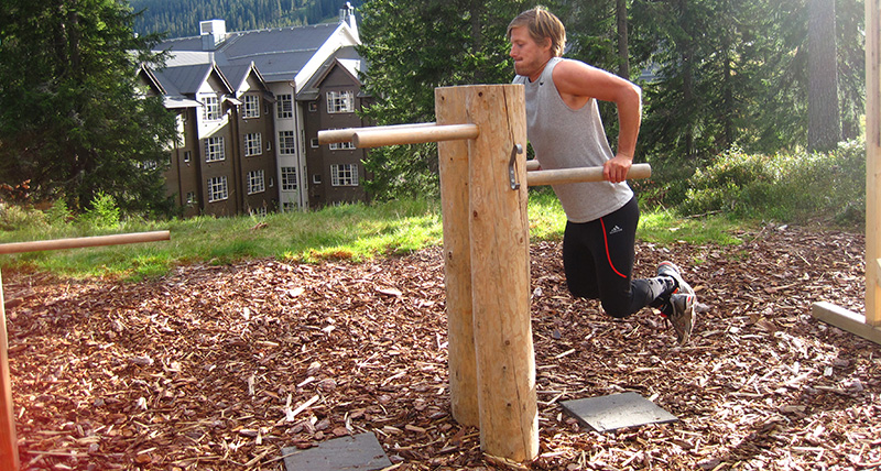 outdoor gym unisport