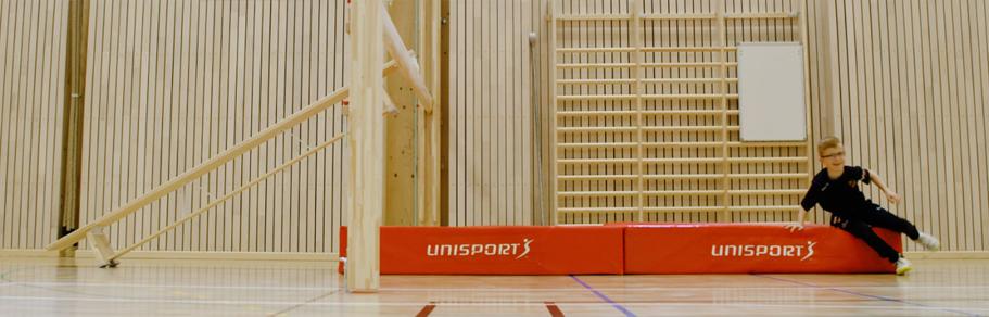 rammeavtale idrettsutstyr unisport tjukkas madrass gymsal