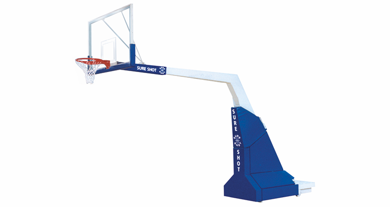 Sure Shot 790 Mac Shot Portable Basketball Goal by Unisport