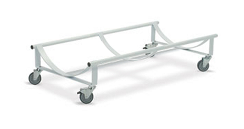 Transport and Storage Trolley for Floor Protection