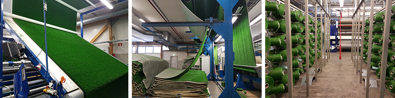 turf production unisport