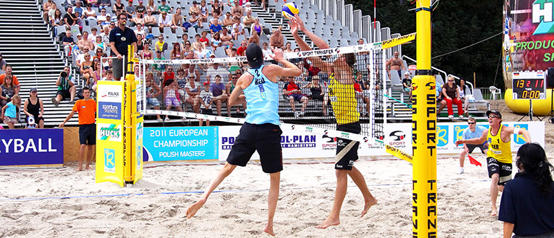 beachvolleyboll unisport