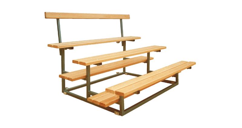 Person Bench Unit Unisport - 12 person picnic table