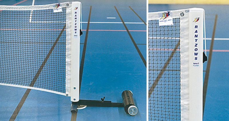 Weighted Mini Tennis Posts