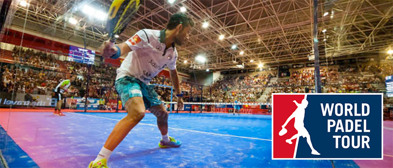 world padel tour unisport