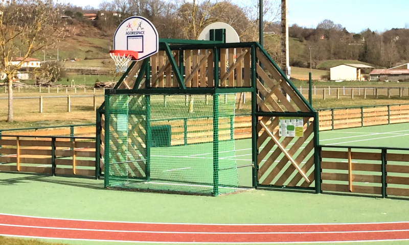 mulit use games areas, MUGA, unisport, multi use games arenas