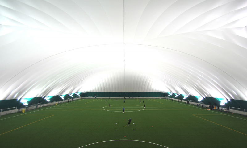 air dome vaasa unisport