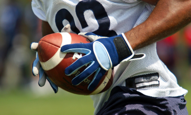 american football equipment, american football, nfl, sports equipment installation