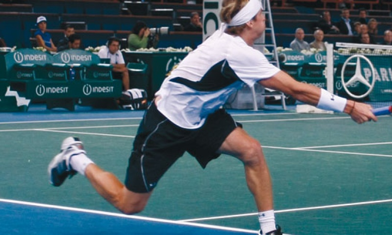 Tennis Surfaces by Unisport
